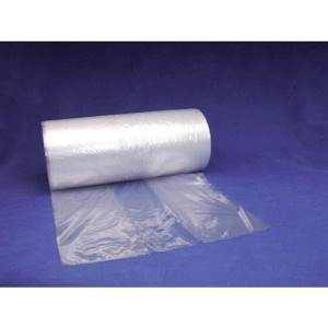 Gusseted Poly Bags on a Roll